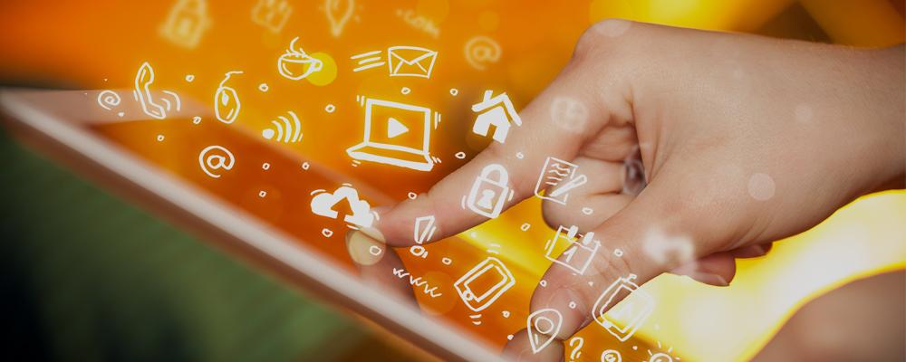 Television and social media