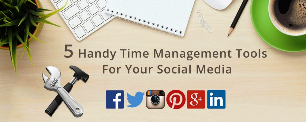 social media time management tools