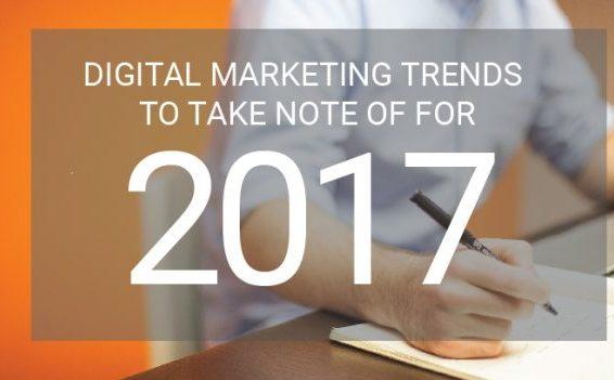 Digital Marketing Trends - Dilate Digital
