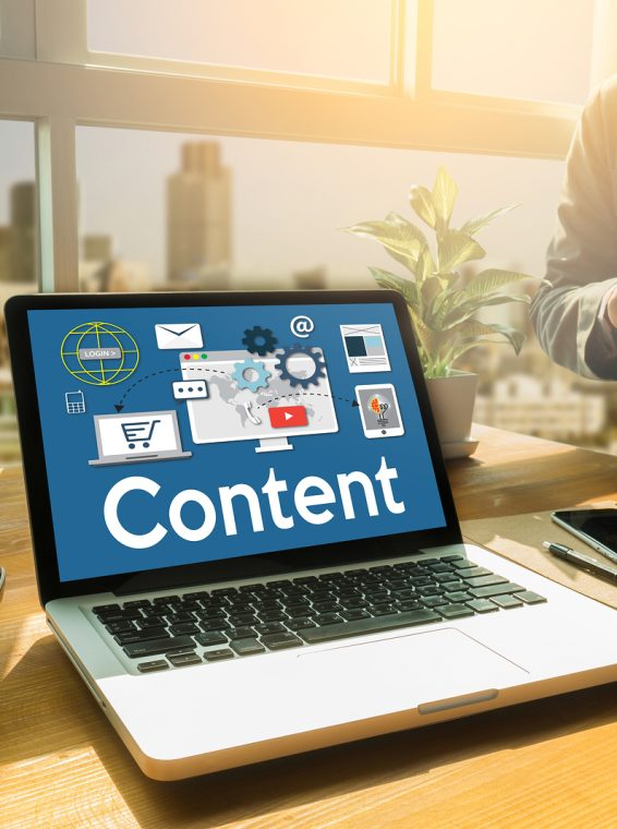 Yes, content is STILL king – how your business can deliver better content - Dilate Digital