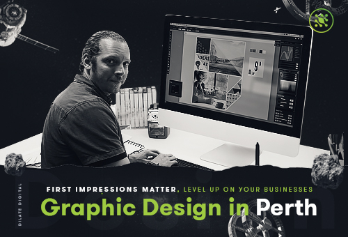 First Impressions Matter Level Up on Your Businesses Graphic Design in Perth