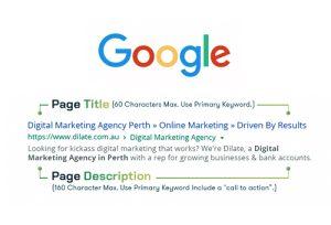 Title Tags & Meta Descriptions