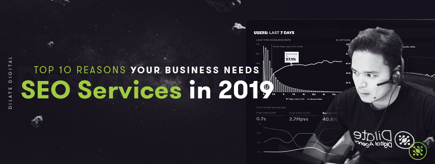 Top 10 Reasons Your Business needs SEO Services in 2019