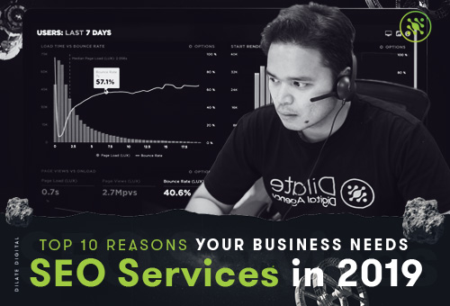 Top 10 Reasons Why Your Business Needs SEO Services in 2019