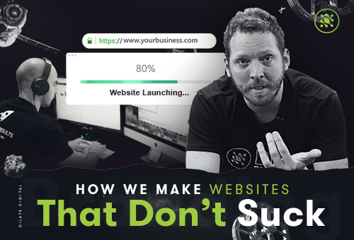 how we make websites that don't suck
