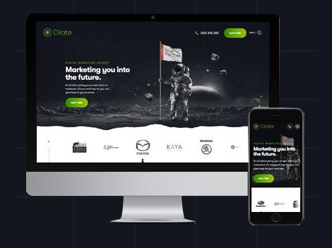 A website isnt just design