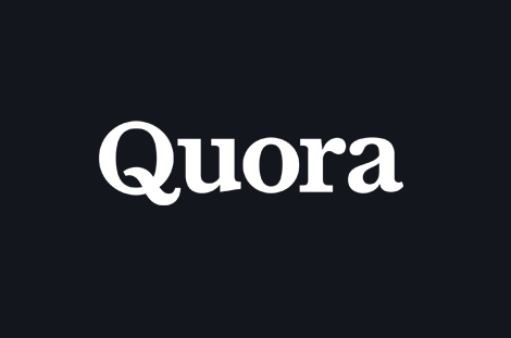 Be active on Quora