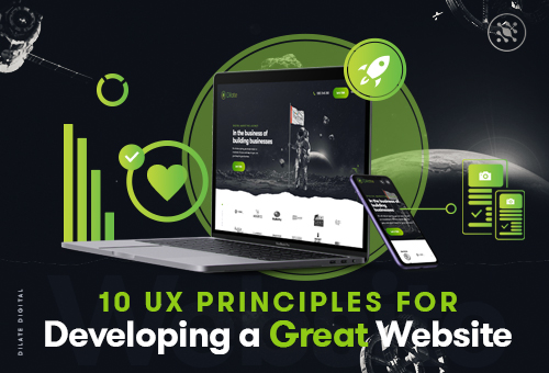 10 UX Principles For Developing a Great Website