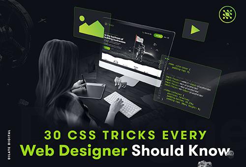 30 CSS Tricks Every Web Designer Should Know Website