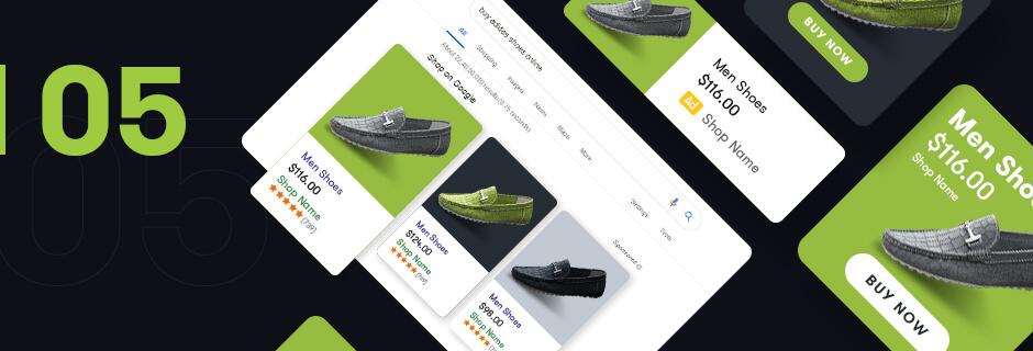5-Create a Google Shopping Campaign