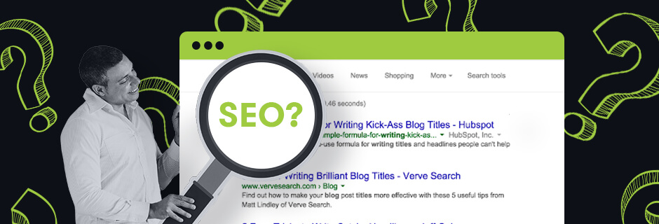 Can you do SEO yourself