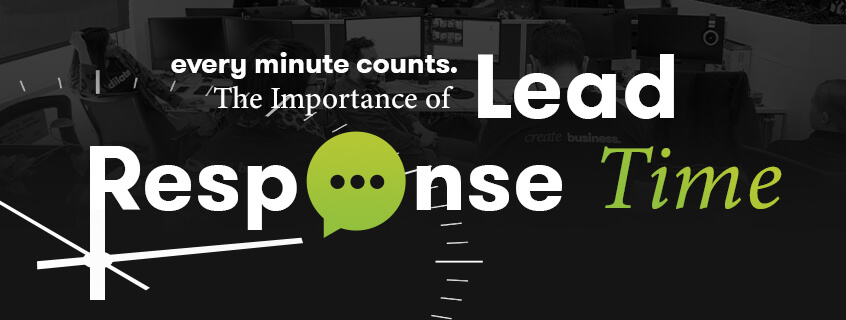 The Importance of Lead Response Time