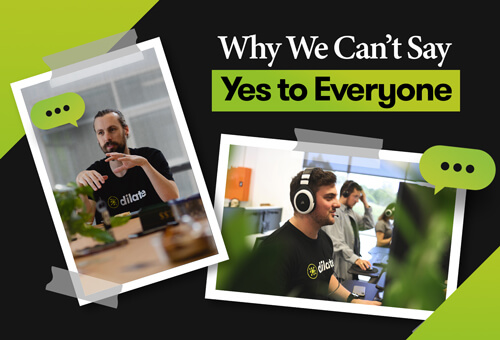 Why We Cant Say Yes