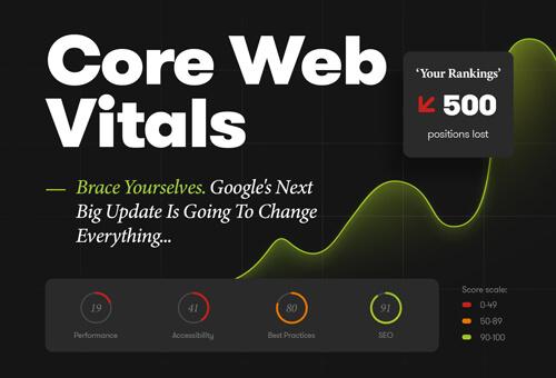 Core Web Vitals Feature Image
