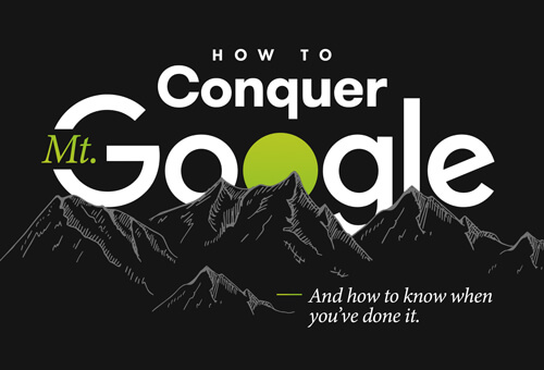 How to Conquer Mt Google