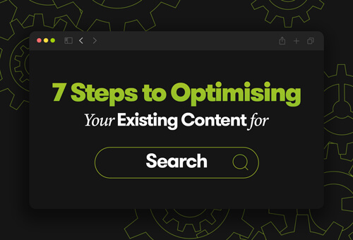 7 Steps to Optimising Featured