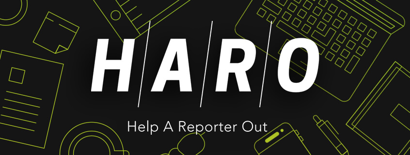 Help a Reporter Out